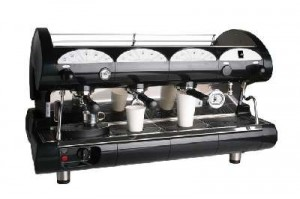 La Pavoni BAR-star 3V-B 3 Group volumetric espresso machine