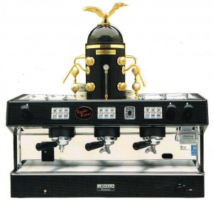 Rosito Bisani by Brasilia Espresso Machine