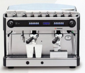 Promac Green Me Tall Espresso Machine