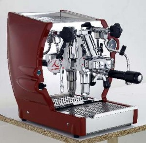 CAUDRA Commercial espresso machine, CUA001-R